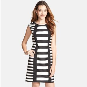 Trina Turk Pholx Black & White Dress | 2